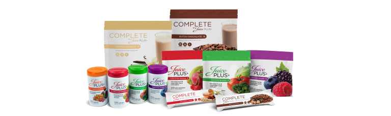 Juice Plus with Omegas